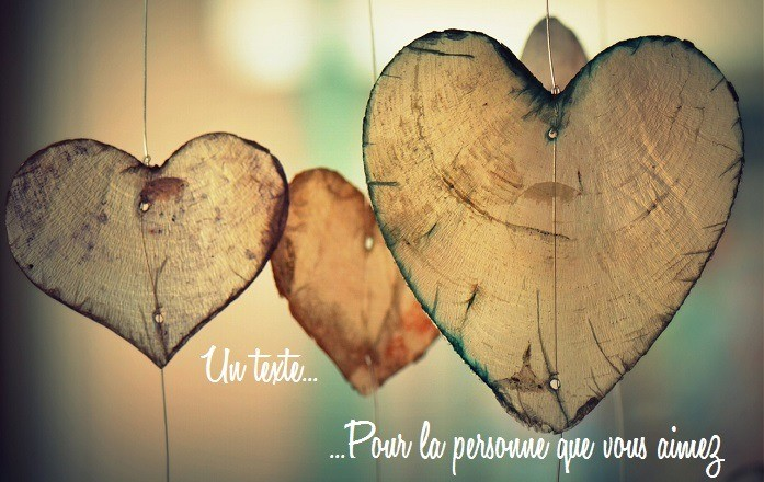 amour texte